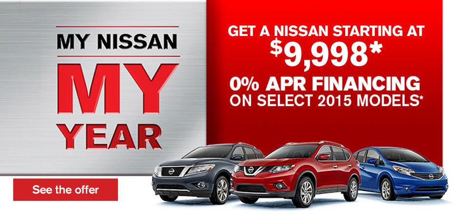 My Nissan My Year
