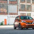 Nissan annonce les prix pour la Nissan Versa Note 2017