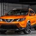 Comparez le Nissan Qashqai 2017 et le Toyota C-HR