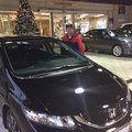 Second Honda Civic