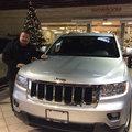 My new Jeep