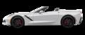 Corvette Convertible Stingray 1LT