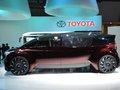 Les concepts Toyota présentés au Salon de l'auto de Tokyo