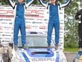 L'équipe Subaru Canada triomphe!