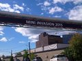 La MINI Invasion 2015 déferle sur Ottawa