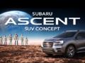 SUBARU ASCENT SUV CONCEPT Promotional Video