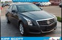 2014 Cadillac ATS Sedan 2.0T AWD, Leather, Sunroof, Bose Audio