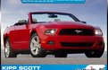 2012 Ford Mustang GT Convertible, Heated Leather, 5.0L V8, FUN!