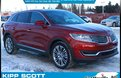 2016 Lincoln MKX AWD, Leather, Sunroof, Nav, Low Km, 1 Owner