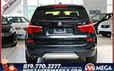 2017 BMW X3 XDRIVE 28I RCAM