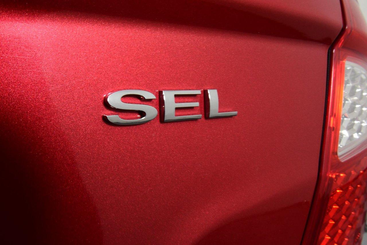 Photo Ford Fusion SEL 2012