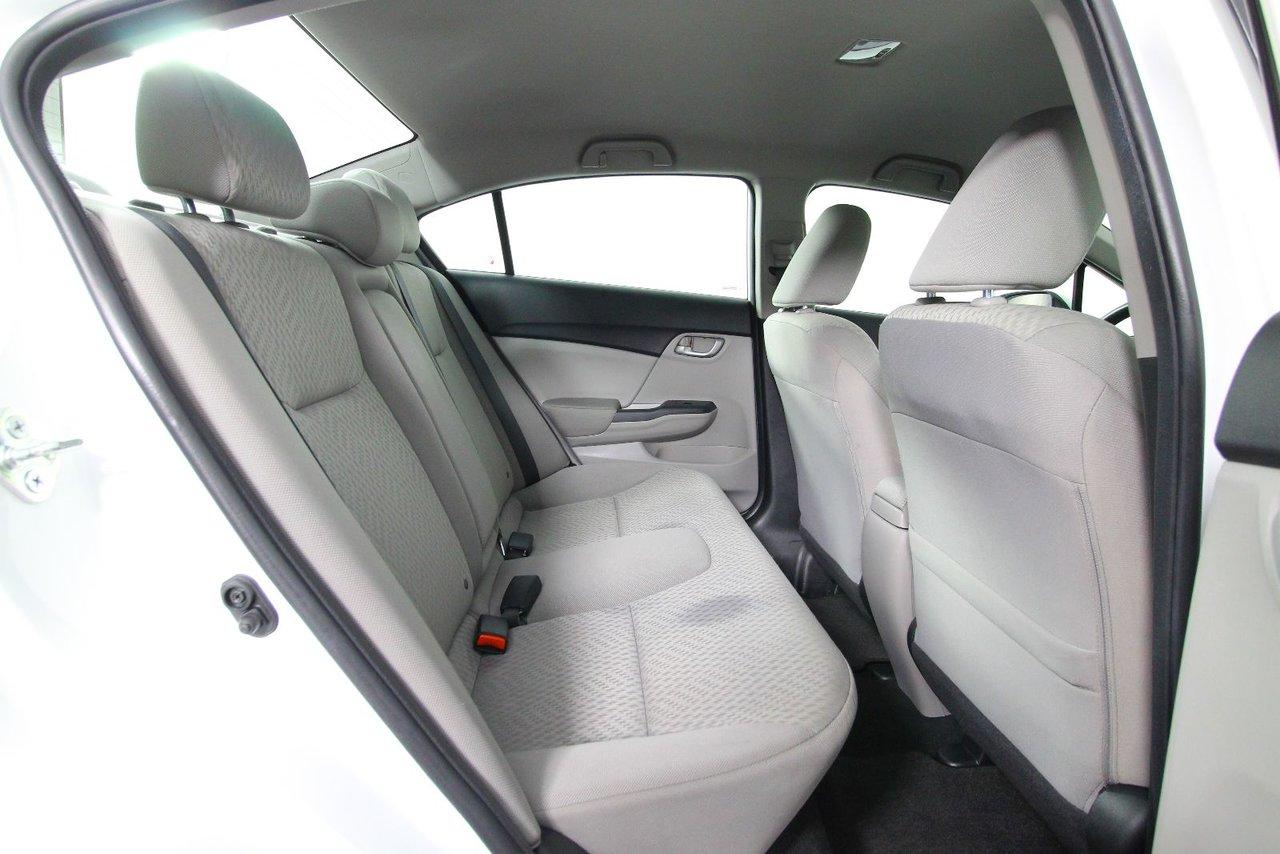 Photo Honda Civic Sedan LX! MANUAL! AFFORDABLE! 2015