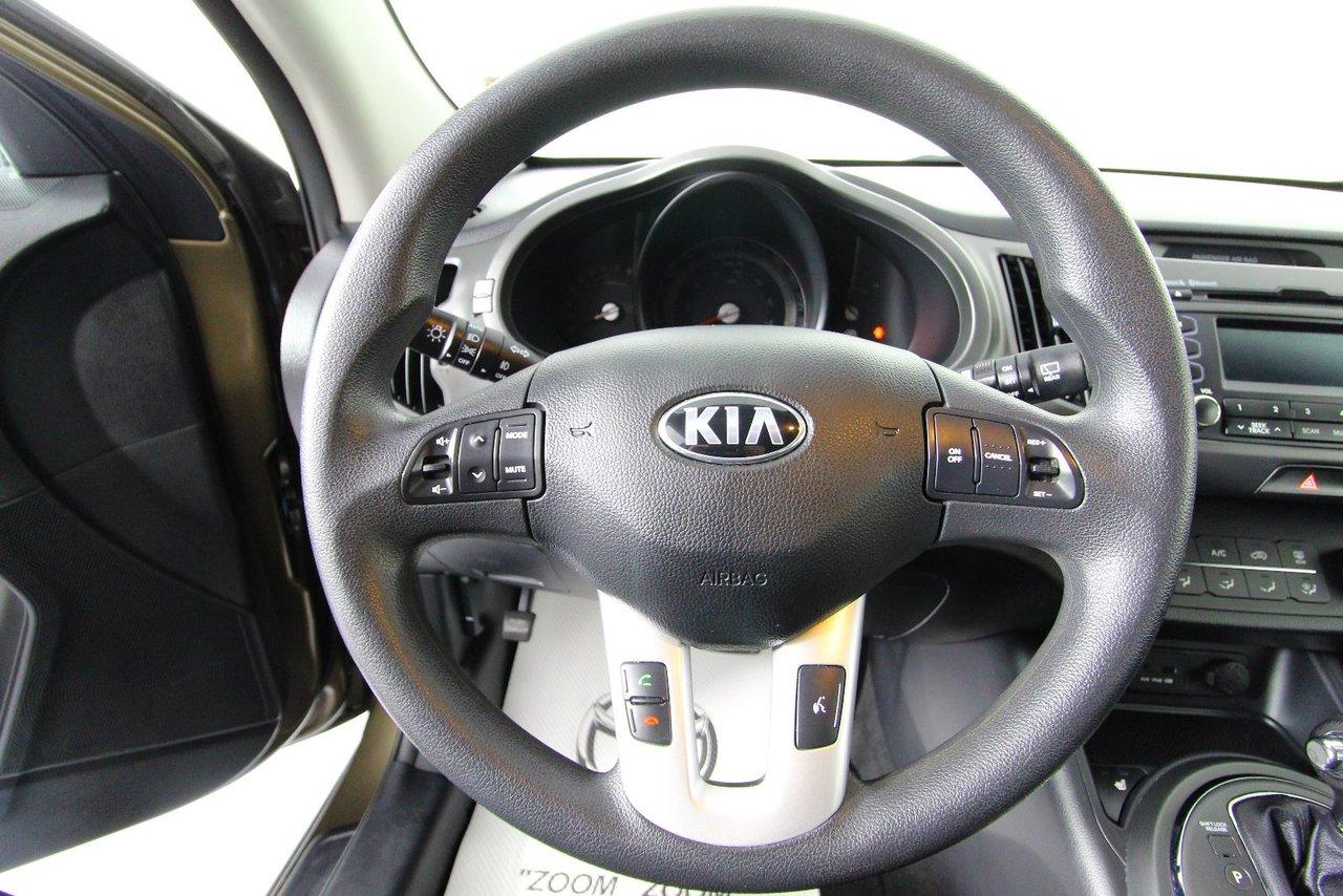 Photo Kia Sportage LX AWD 2013