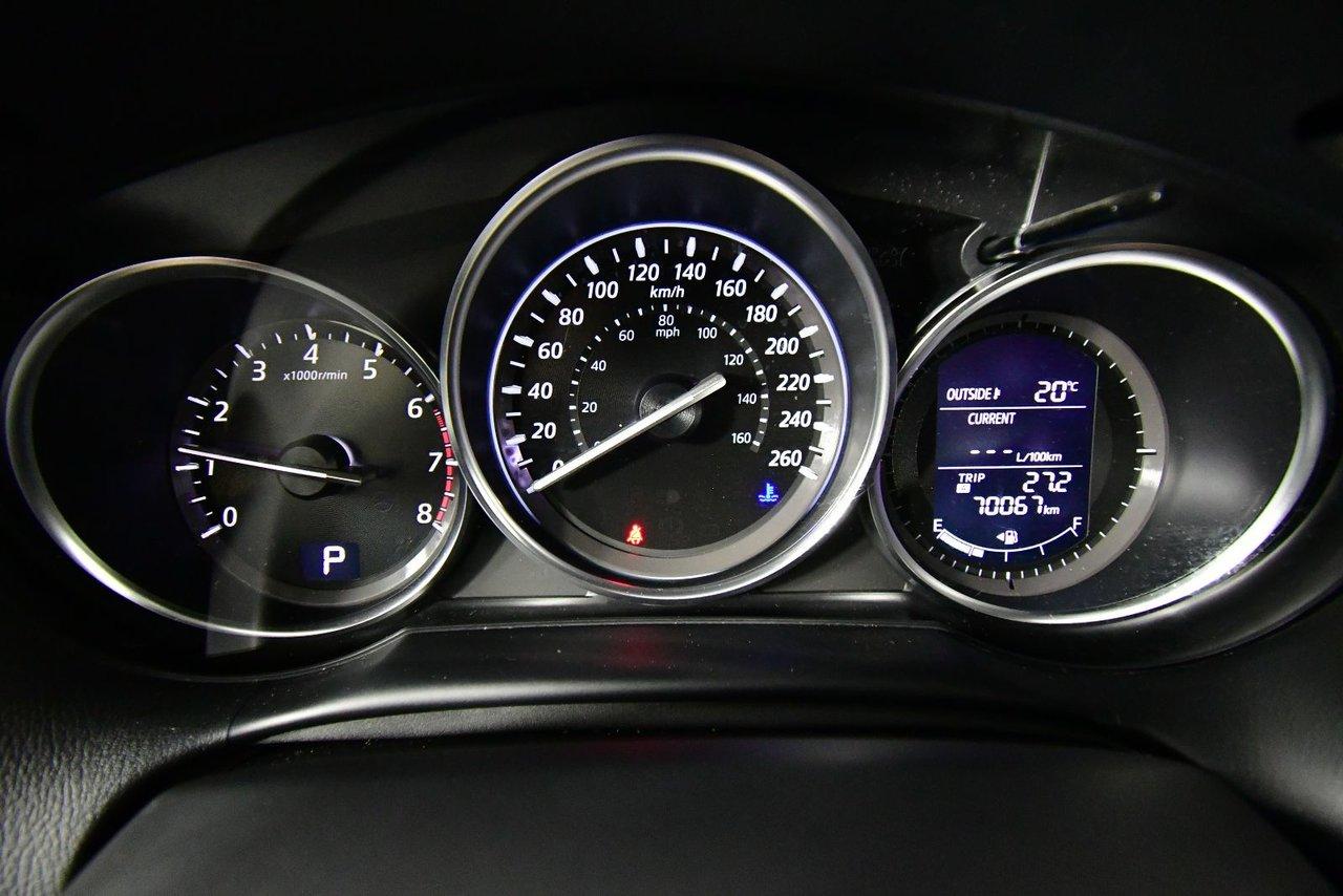 Photo Mazda CX-5 GS. 2.5L Skyactiv Engine. 2015 faible kilométrage