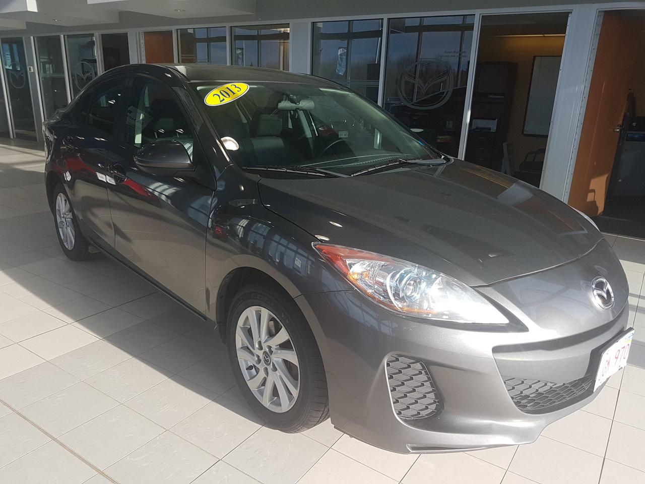 Photo Mazda Mazda3 GS-SKY 2013