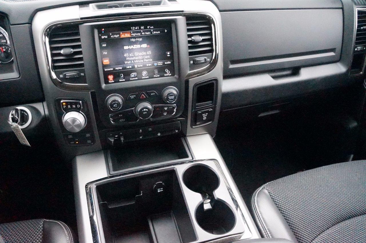 2014 Ram 1500 Sport! A/C! Cruise Control! Satellite Radio!