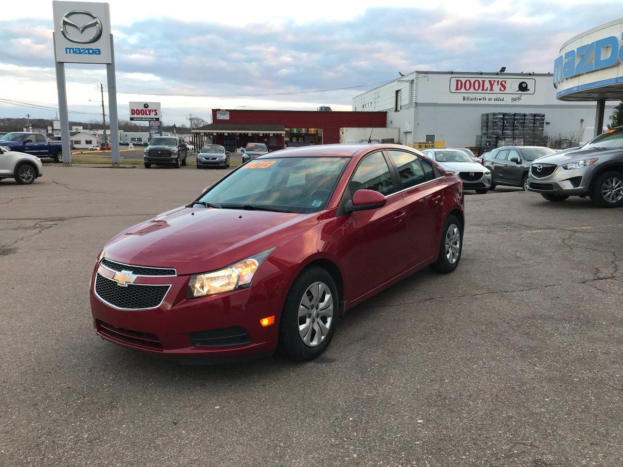 Photo 2013 Chevrolet Cruze LT TURBO! ONLY 33,000KM! SUPER LOW PAYMENTS! LT TURBO! ONLY 33,000KM! SUPER LOW PAYMENTS!