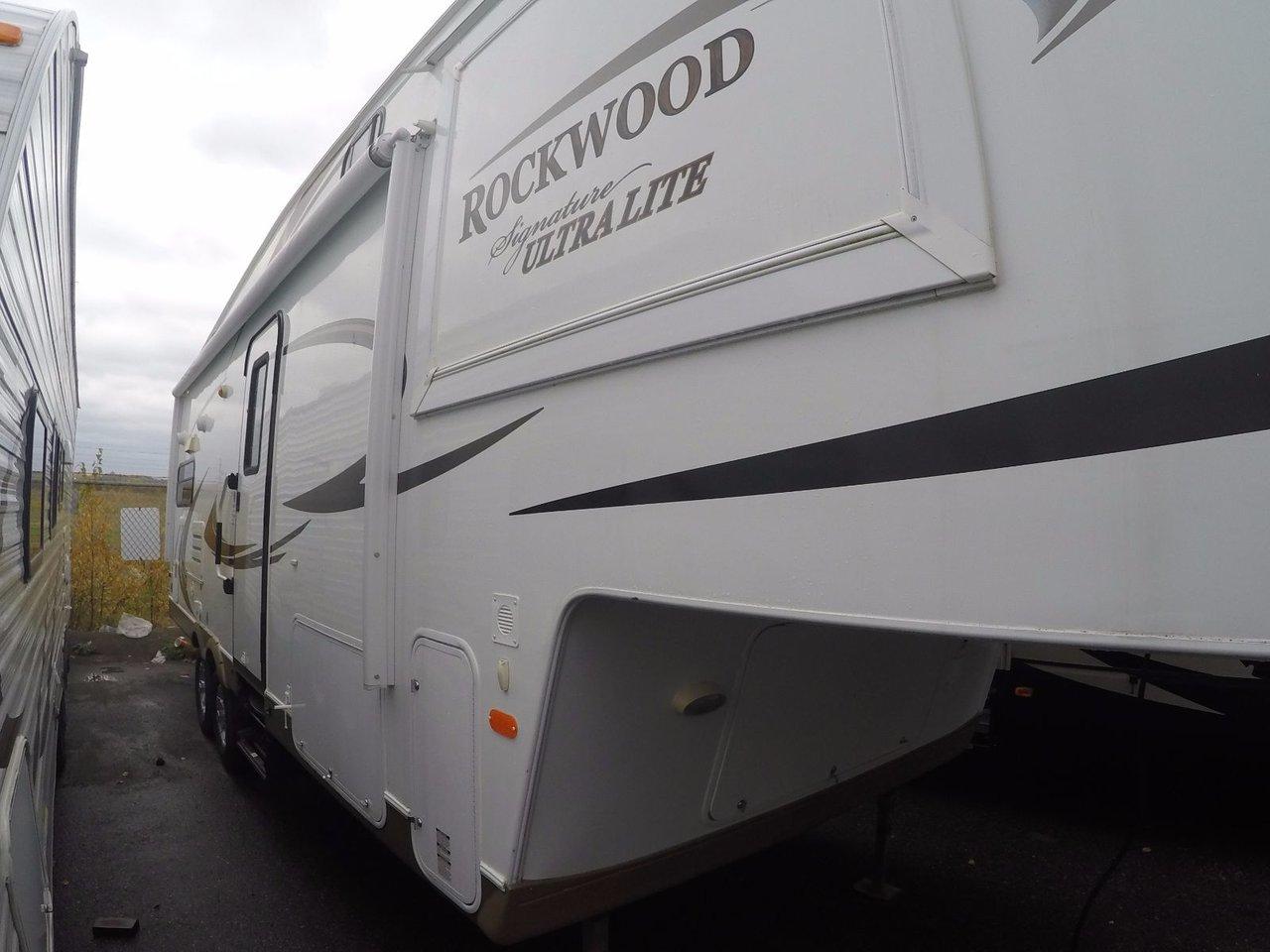 2011 Rockwood ULTRA LITE 8280WS