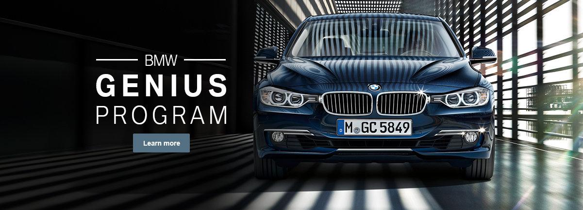 BMW GENIUS PROGRAM