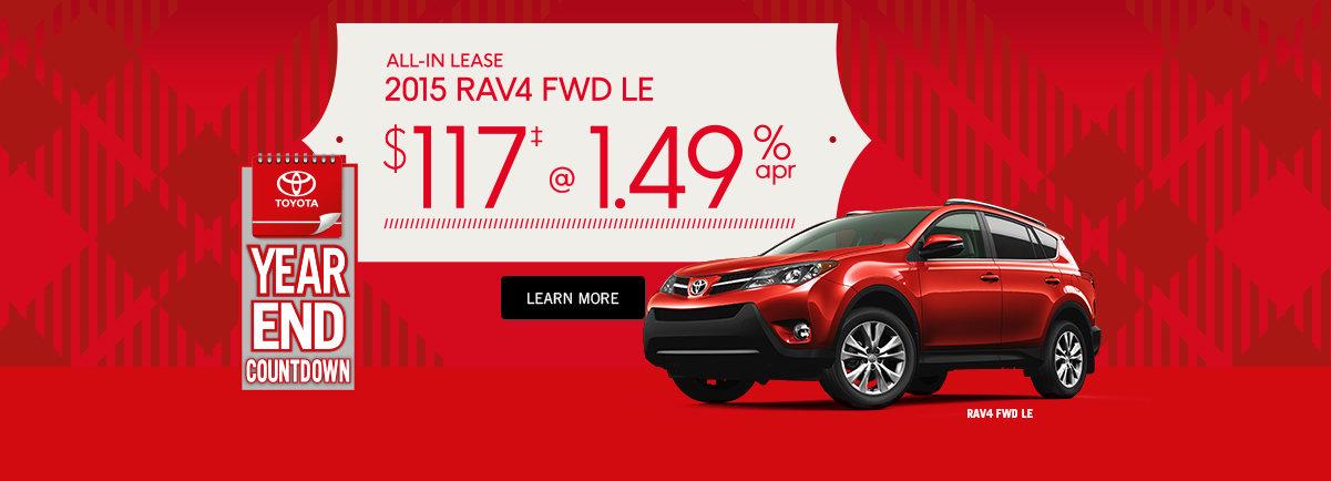 Buy A Toyota RAV4