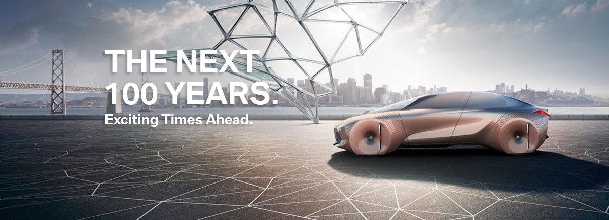 BMW 100th Anniversary
