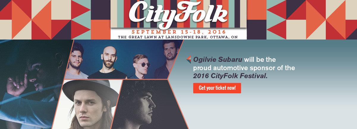 CityFolk Festival!