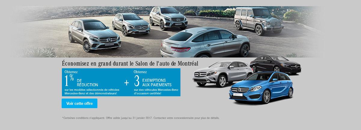 Salon de l'auto de Montréal