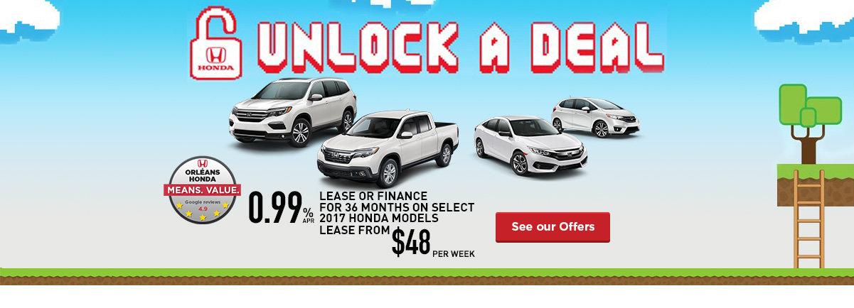 Unlock A Deal