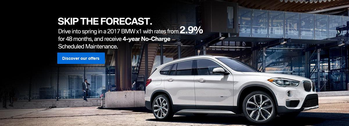 March Promo - BMW