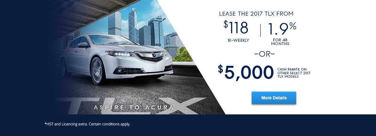 Aspire To Acura - TLX