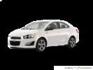 Chevrolet Sonic RS 2016
