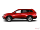 Mitsubishi Outlander ES 2RM 2016