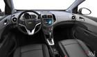Chevrolet Sonic 5 portes LTZ 2016