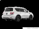 Nissan Armada PLATINE 2018