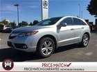 2015 Acura RDX NAVIGATION LEATHER REARVIEW CERTIFIED