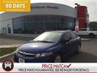 2007 Honda Civic DX-G,A/C, POWER WINDOWS DOORS AND LOCKS, CD PLAYER LOW KMS FOR THE YEAR LOW PRICE TAG FOR THE VALUE!!
