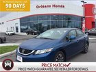 2013 Honda Civic EX,SUNROOF,HEATED SEATS, COLOUR AND KMS SPEAK FOR ITSELF