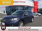 2013 Honda CR-V TOURING, LEATHER,HEATED SEATS BACK UP CAMERA HAS EXTENDED WARRANTY ,2SETS OF TIRES AND RIMS, ALL WEATHER MATTS