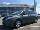 2013 Toyota Sienna LE, 8 passenger Featuring Toyota Extended Warranty