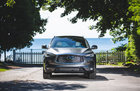 Infiniti QX50 2019 vs BMW X3 - 1