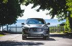 Infiniti QX50 2019 vs BMW X3 - 5