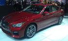 Infiniti Q50 Sport et Hybride 2014 – Images du Salon de l'auto de New York 2013 - 4