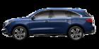 Acura MDX NAVI 2017