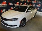 Chrysler 200 S TOIT PANORAMIQUE GPS CUIR CAMÉRA 2015 LEVIS CHRYSLER PAS AILLEURS