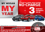 The My Nissan My Year Sales Event Is On Now!