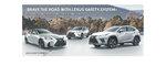 Lexus Safety System Plus