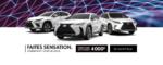 Événement Lexus F Sport