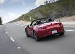 2017 Mazda MX-5: designed for summer