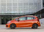 2018 Honda Fit: feels like a luxury car