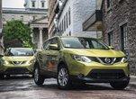Nissan Qashqai vs. Honda HR-V vs. Toyota C-HR vs. Mazda CX-3